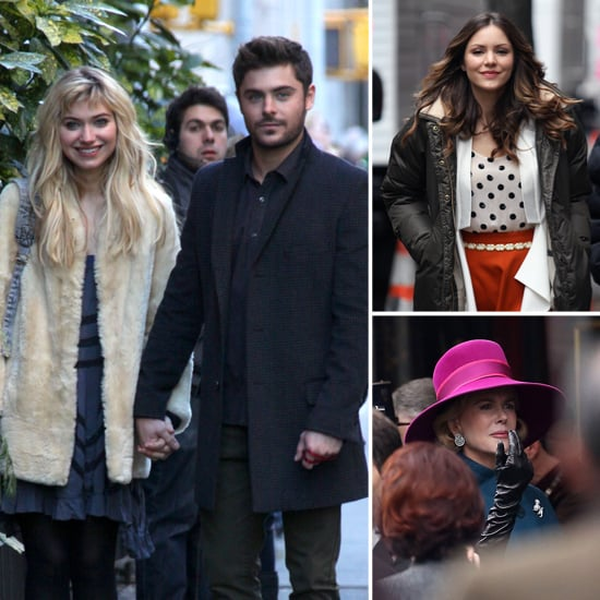 Stars on the Set Jan. 5-11, 2013 | Pictures
