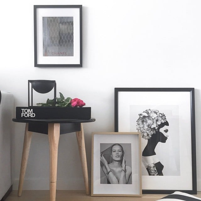 Framed Fashion Prints