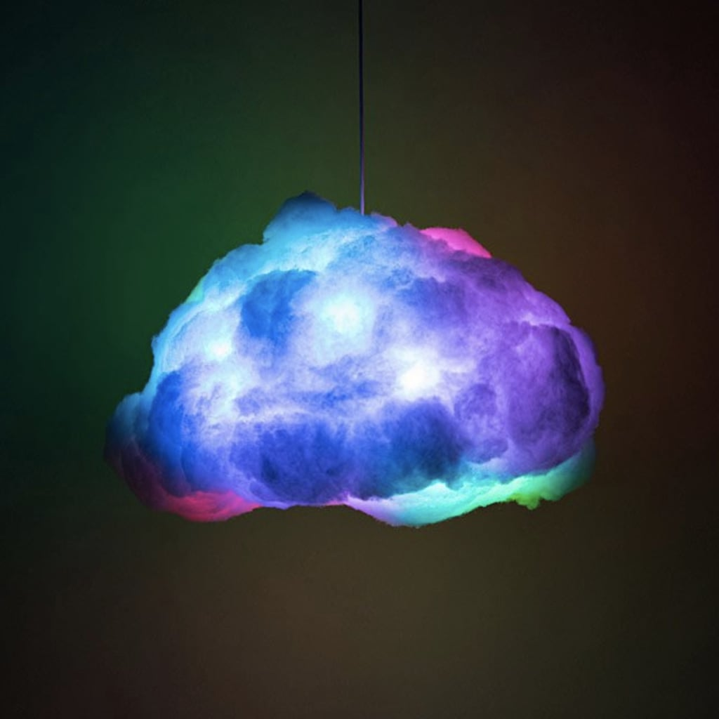 Interactive Cloud Lamp From Uncommon Goods