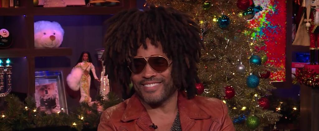 Lenny Kravitz Talks About Nicole Kidman on Watch What Happens Live 2018