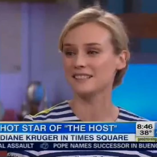Diane Kruger on Good Morning America March 2013 | Video