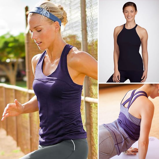 Fitness Tops For the Well-Endowed