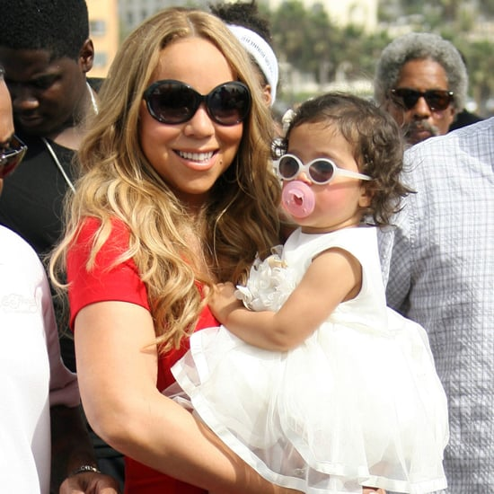Mariah Carey and Nick Cannon With Kids in LA   Pictures