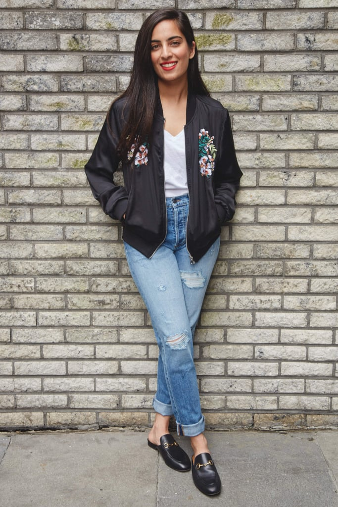 How to Wear Jeans With Sneakers   POPSUGAR Fashion Australia