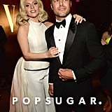 Pictured: Lady GaGa and Taylor Kinney