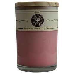 Terra Rose Massage & Aromatherapy Soy Candle