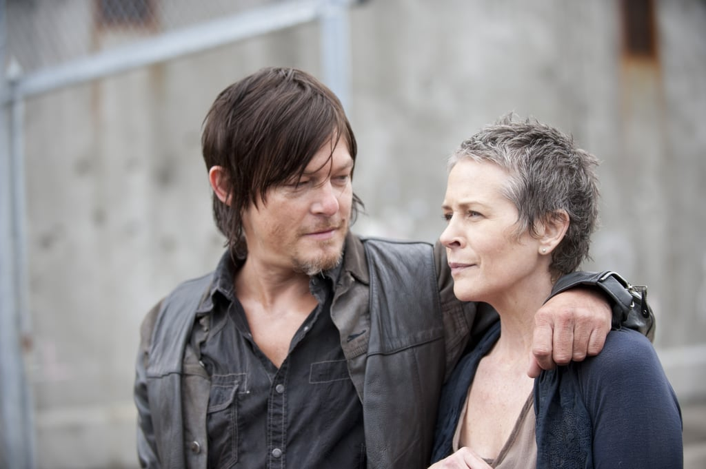 Are Daryl and Carol on The Walking Dead a Couple?