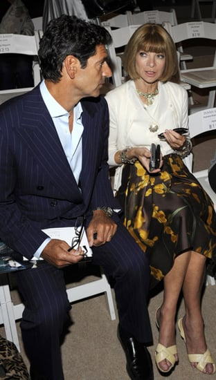 Anna Wintour, Tom Florio Split Up the Vogue Pie