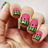 Watermelon Manicure