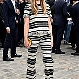 Elizabeth Olsen Made an Appearance