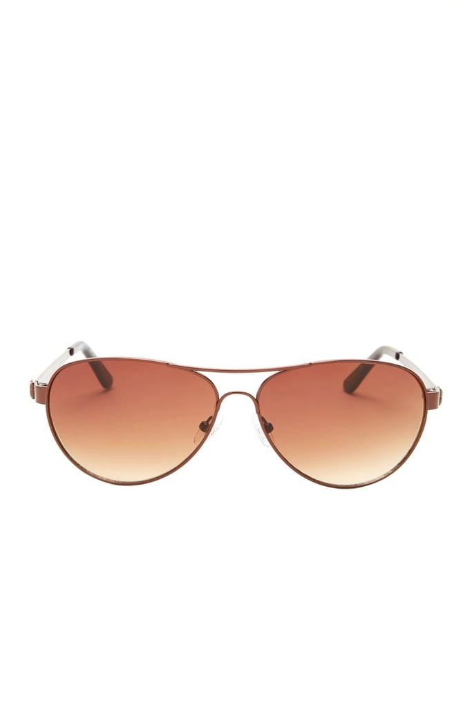 BCBG Max Azria Aviator Sunglasses