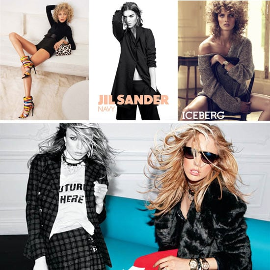 Giuseppe Zanotti, Loewe, Juicy Couture Ad Campaigns For Fall 2011