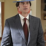 Jim Carrey as Dave Williams on 30 Rock.