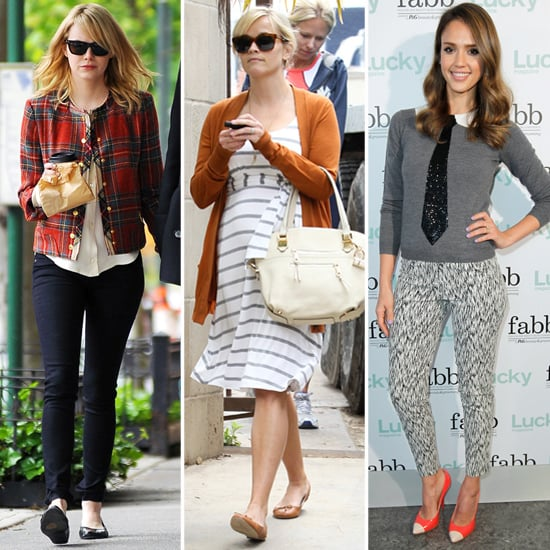 This Week's Top Stars: Emma Stone, Reese Witherspoon, Jessica Alba, and Four More Standouts!