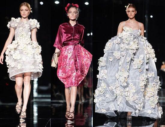 Milan Fashion Week, Spring 2009: Dolce & Gabbana