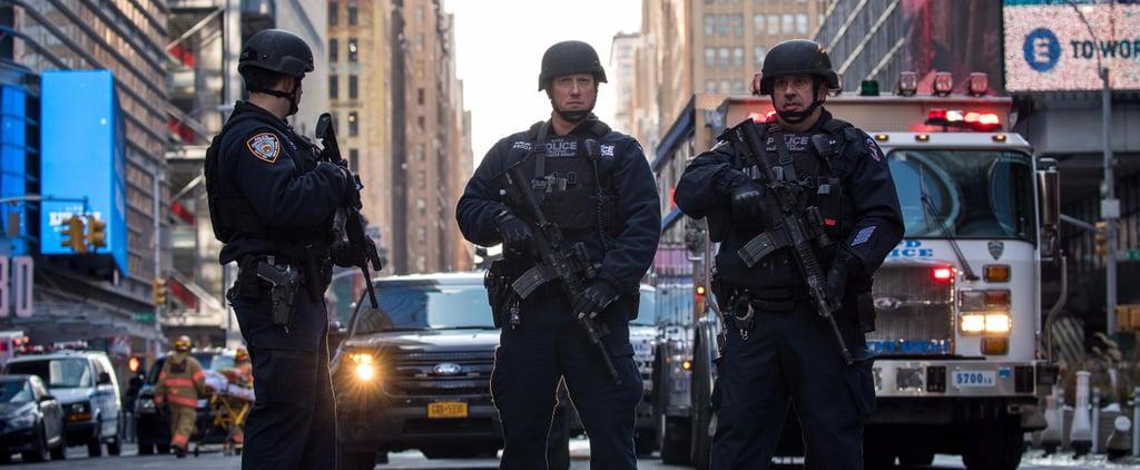 New York City Bomb Explosion Near Port Authority Dec. 2017