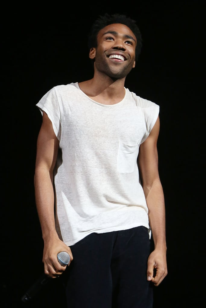 Hot Pictures Of Donald Glover Popsugar Celebrity