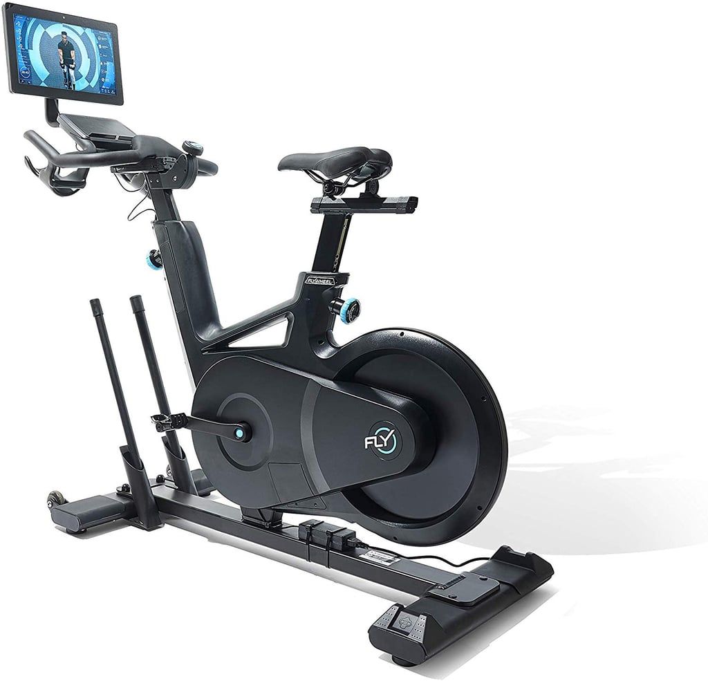 Flywheel Home Bike With Built-In Tablet