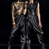 Balmain and H&M Collaboration