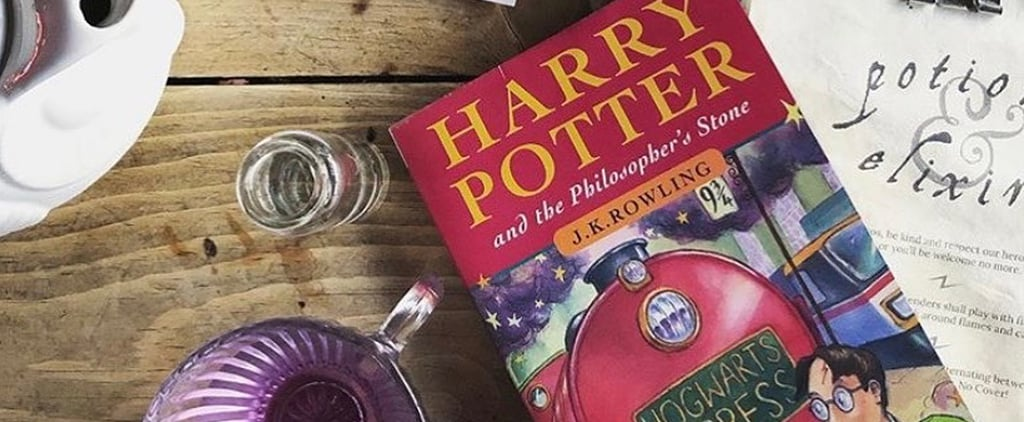 Go Inside The Lockhart Harry Potter Bar in Toronto