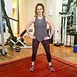 David Kirsch Workout Tips