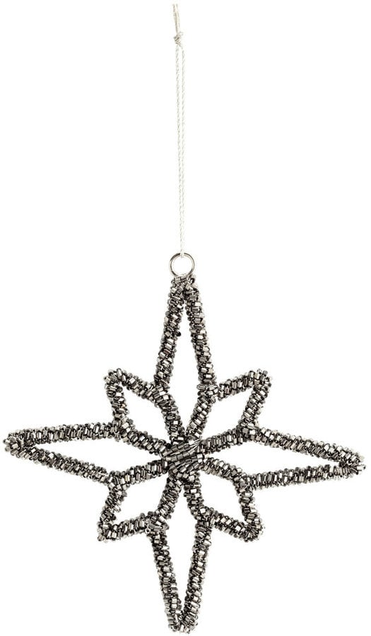 Star Christmas Ornament ($7)