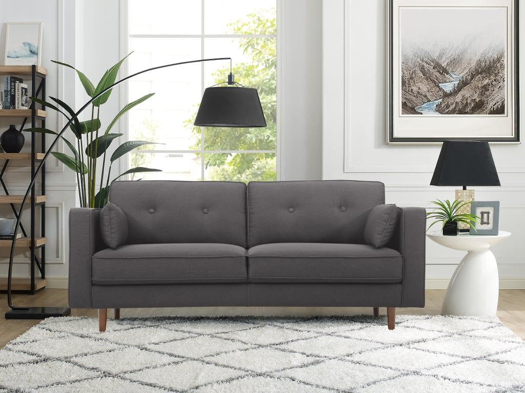 Lifestyle Solutions Tanany Mid Century Sofa Best Cheap Furniture