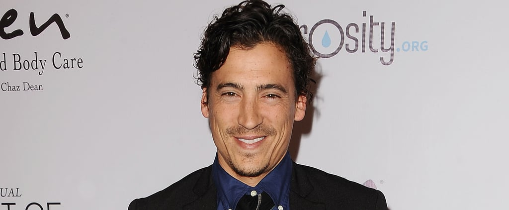 Andrew Keegan Welcomes His First Child