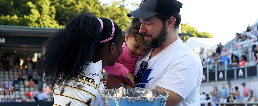 Alexis Ohanian Talks Reddit Resignation With Serena Williams
