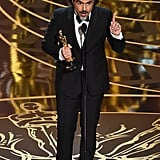 . . . and Then Again at the Oscars