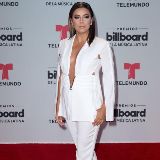 Eva Longoria at Billboard Latina Music Awards 2017