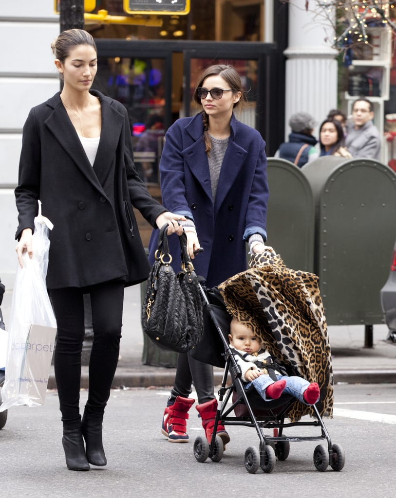 Miranda Kerr and Flynn are a FAO Schwarz twosome – Part 2 ...