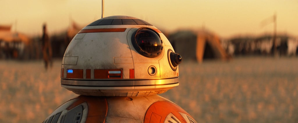 Don't Be Alarmed If You See Real Star Wars Droids Roaming Around at Disneyland