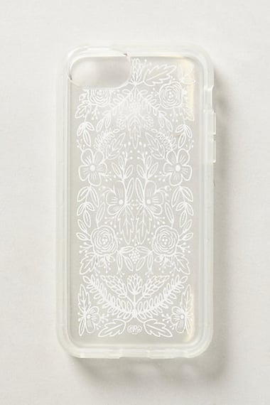 Anthropologie Etched Glass iPhone 5 Case