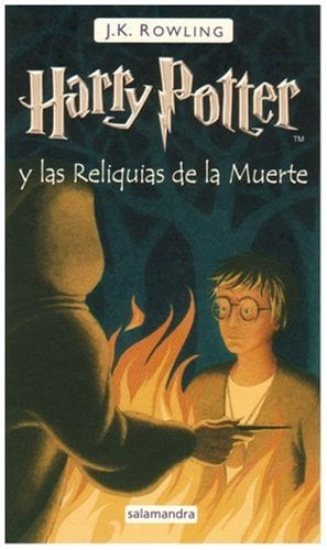 Harry Potter and the Deathly Hallows, Spain