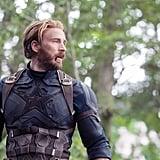 Captain America From Avengers: Infinity War