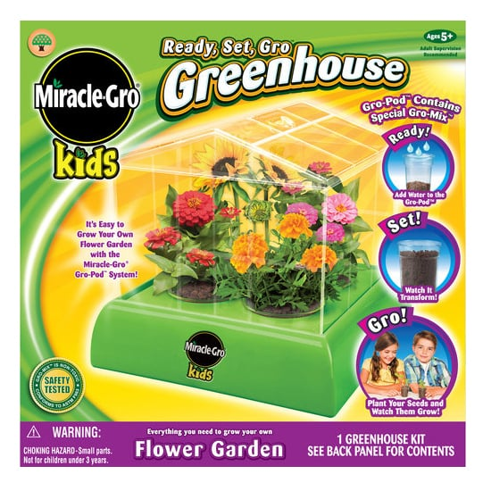 Miracle Gro Kids Greenhouse