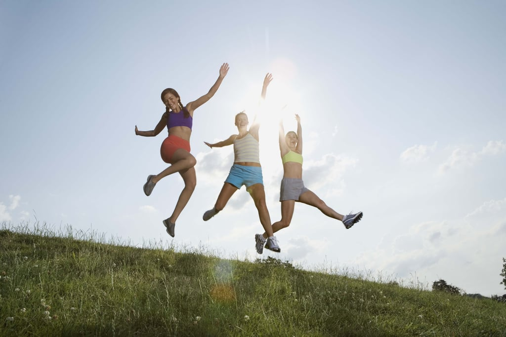 Let the Bridal Boot Camp Begin! Ways a Bride and Her Party Can Get In Shape Together