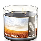 Sweater Weather candle ($23)