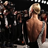 Kate Bosworth's Updo at the 2020 Vanity Fair Oscars Party