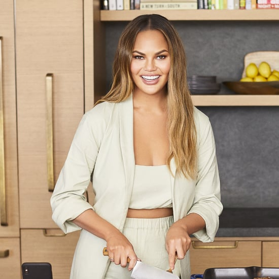 Chrissy Teigen's Cravings Website Details