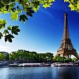 Paris Zoom Background