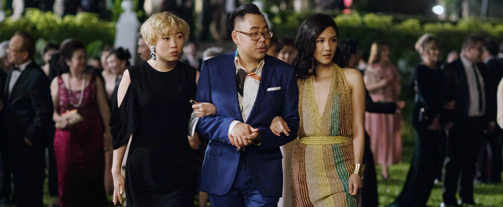 Crazy Rich Asians Movie Cast