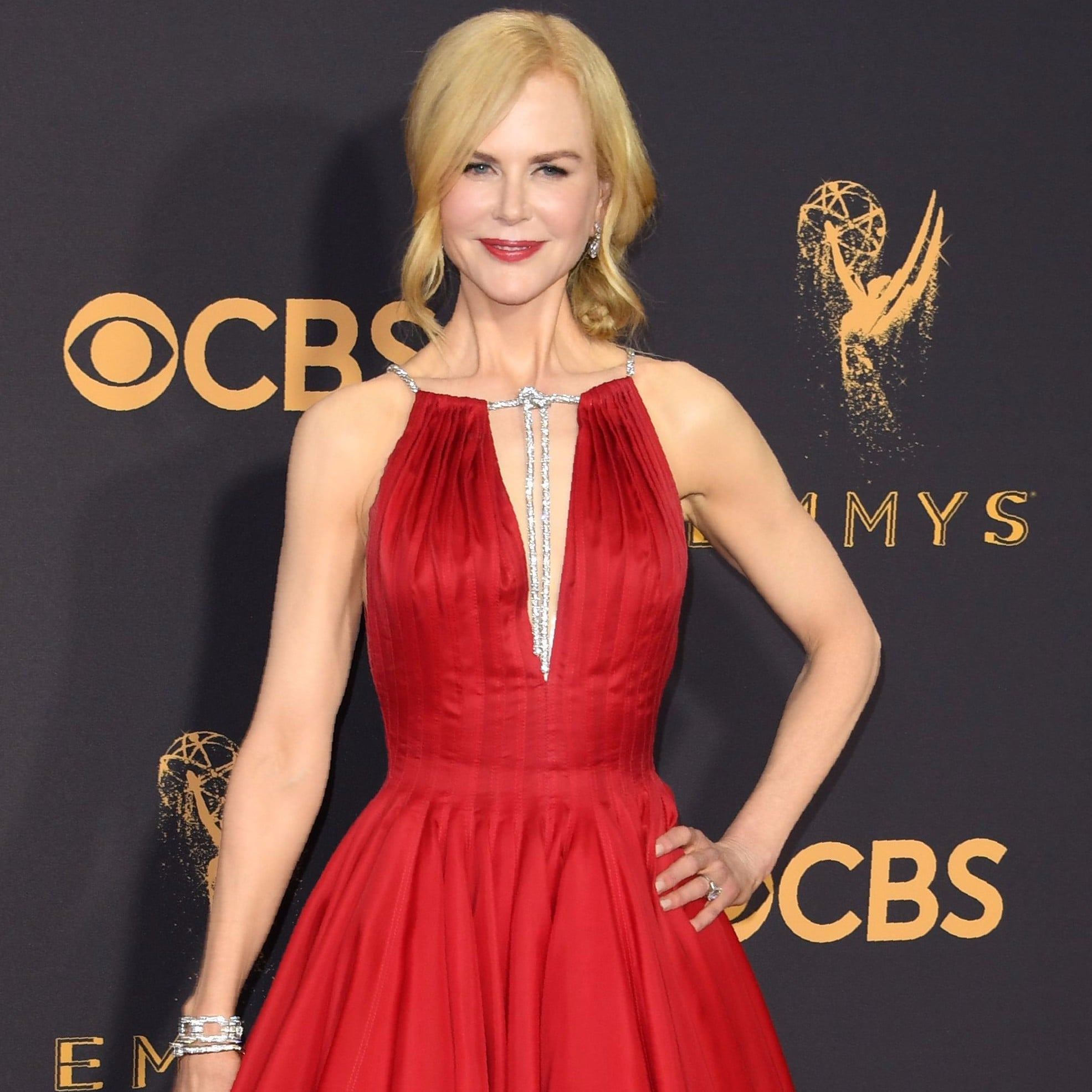 Nicole Kidman Emmy Awards Dress 2017  2a7d72ccd