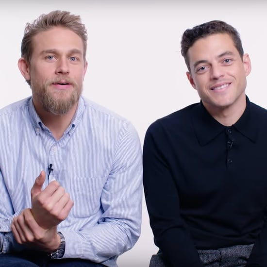 Rami Malek and Charlie Hunnam Answer Most-Googled Questions