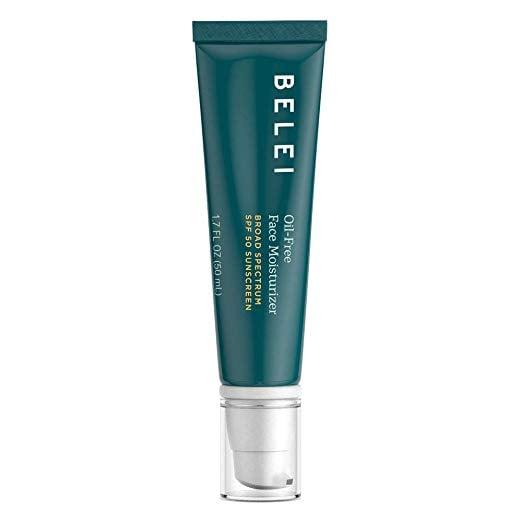 Belei Oil-Free Face Moisturizer UVA/UVB SPF 50 Sunscreen