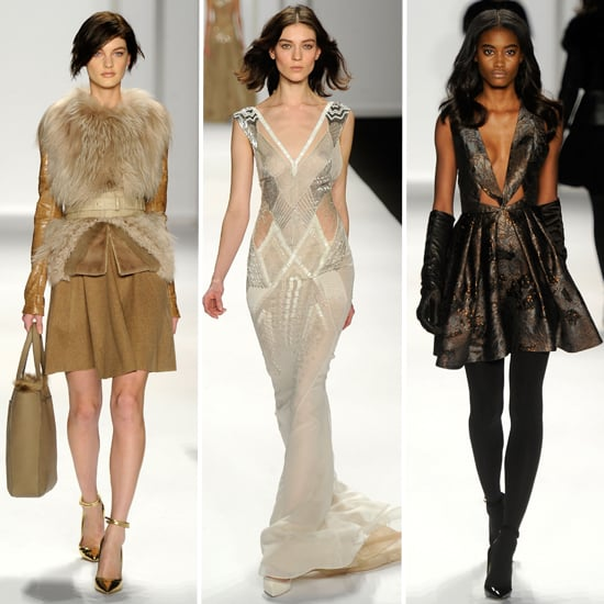 Review and Pictures of J.Mendel 2012 Fall New York Fashion Week Runway Show
