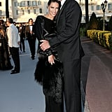 Adriana Lima and Her Boyfriend at Cannes Film Festival 2016