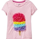 Gap Tulle Popsicle Tee