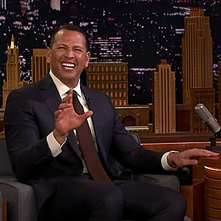 Alex Rodriguez on The Tonight Show 2019